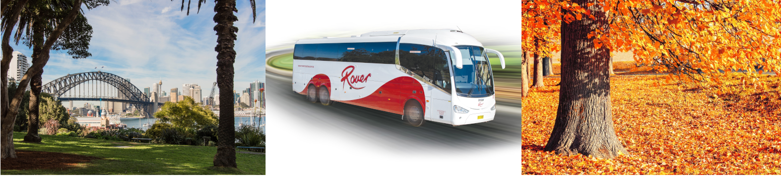 ROVER Extended Tours NSW