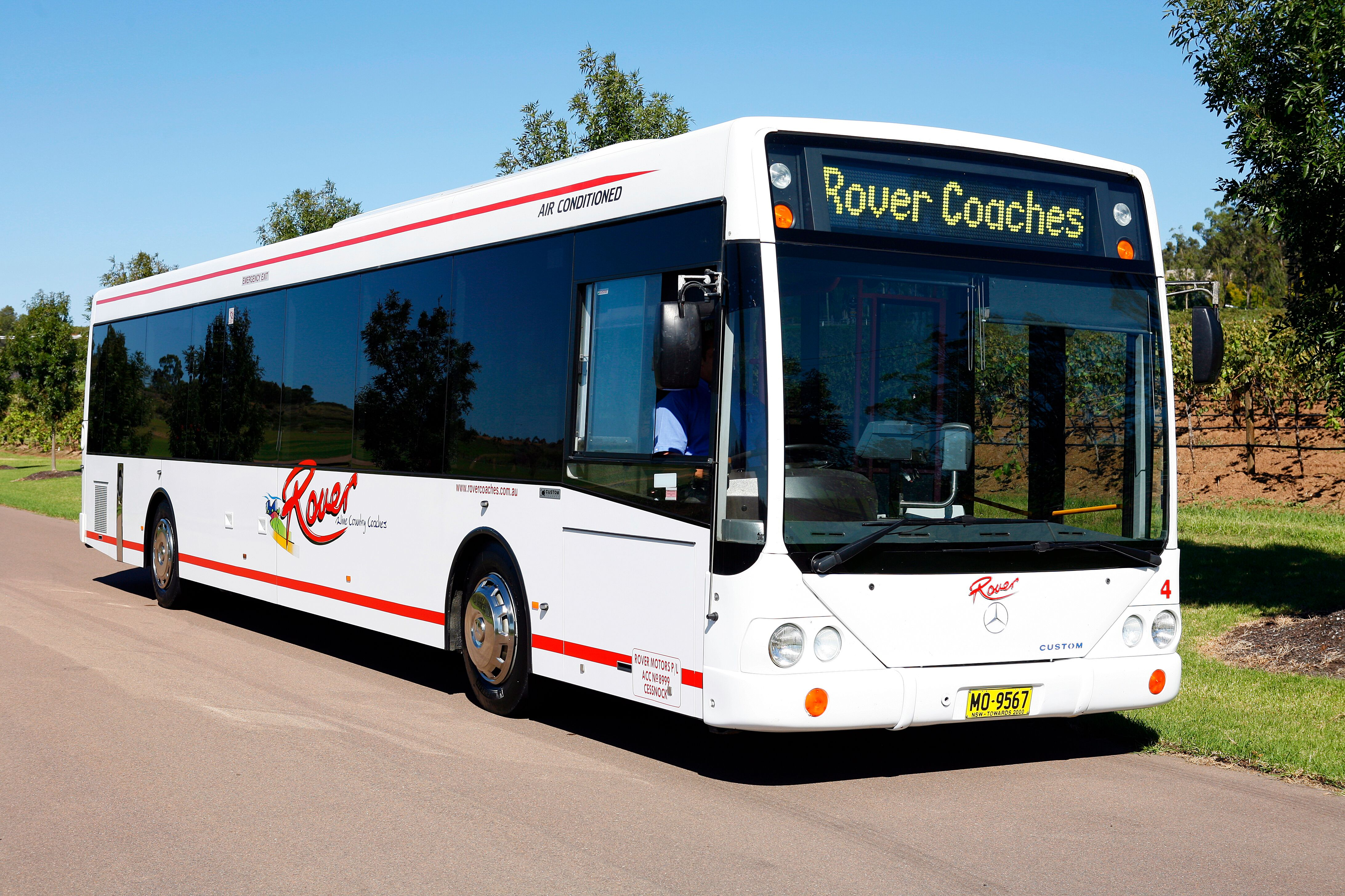 ACCESSIBLE COACHES - Largest Fleet Of
